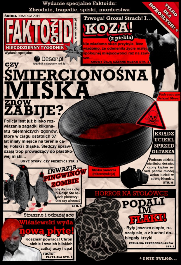 Faktoid, 09.03.2011 - Faktozłoid