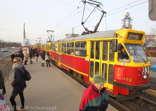 Tramwaje w Warszawie przyspiesz�. B�dzie nowa linia