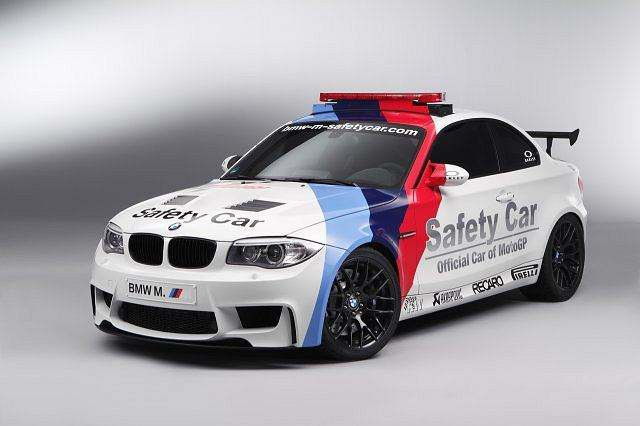 BMW 1 M Coupe MotoGP Safety Car