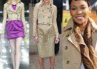 Która lepiej zestawiła kurtkę Burberry - Kate Bosworth czy Monica?