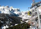 W�ochy. Tyrol Po�udniowy. Dolina Alta Badia