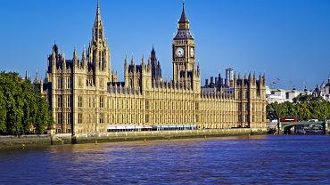 pałac westminsterski, parlament, londyn, wielka brytania