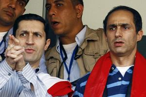 Mubarak i synowie aresztowani