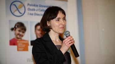 Małgorzata Źródlak, prezes zarządu Polskiego Stowarzyszenia Osób z Celiakią i na Diecie Bezglutenowej