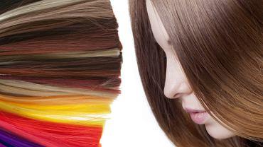 Jak dobrać kolor włosów do typu urody