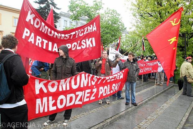 Komunistyczna Partia Polski pod lupą prokuratury