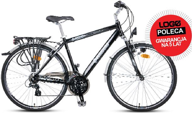 rowery, trekkingowy, ACCENT