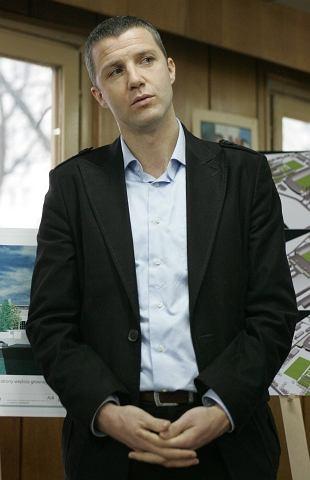Zdjęcie numer 2 w galerii - Oficjalnie. Walter Jeklin nowym wiceprezesem Asseco Prokom Gdynia