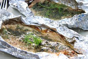 Ryby z rusztu