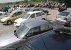 Samochody u�ywane ta�sze o jedn� czwart�