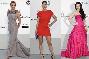 Na gali dobroczynnej amfAR zorganizowanej tradycyjnie w trakcie festiwalu w Cannes pojawiło się mnóstwo gwiazd. Byli milionerzy, książęta, modelki, projektanci i gwiazdy kina. Była również światowej sławy polska top modelka Anja Rubik. Zobaczcie jak to wyglądało.