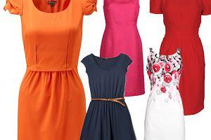 Wiosenne sukienki do pracy - przegląd