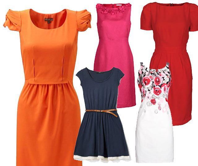 813f292dff Wiosenne sukienki do pracy - przegląd