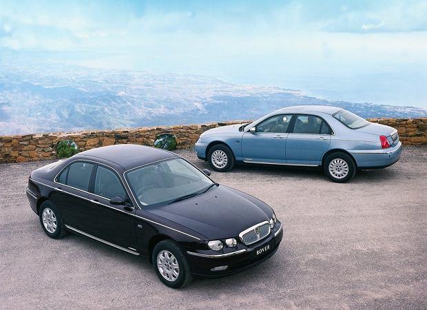 Rover 75 (1999-2005) - opinie Moto.pl