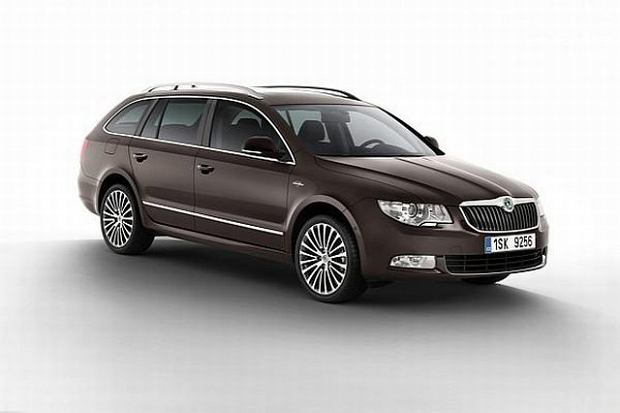 Skoda Superb Combi Laurin&Klement