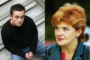 Thomas Amos i Anna Baranowska uczestnicy reality show.