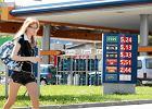 Na stacjach drogo - Polsk� zalewa ta�sze paliwo z przemytu