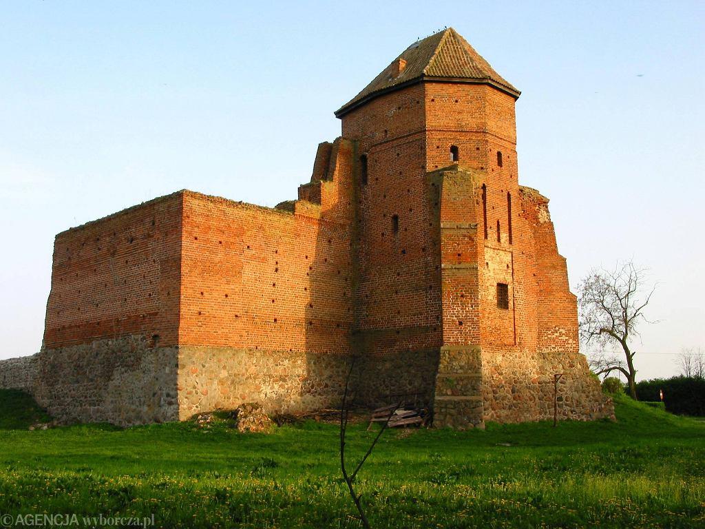 zamek w liwie, liw, zamek, polska / Fot. Piotr Molęcki / AG