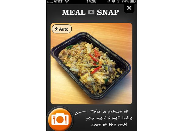 Zrób zdjęcie posiłku, który masz przed sobą, a program rozpozna, co to jest, i powie, ile ma kalorii.
