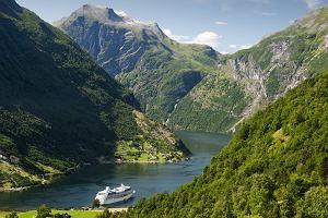 Najwi�ksze atrakcje Norwegii: fiordy