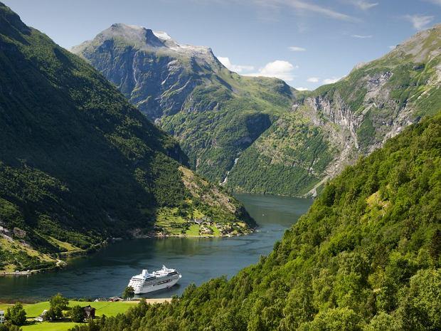 Fiordy, Norwegia