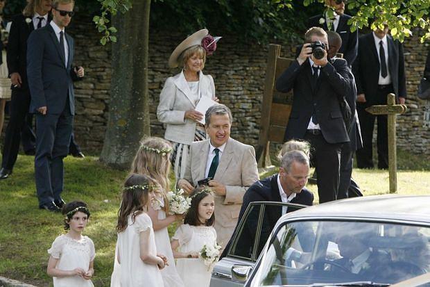ślub Kate Moss Przebiła Middleton Zdjęcie Nr 7