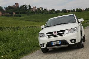 Fiat Freemont - test | Pierwsza jazda