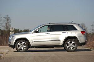Jeep Grand Cherokee 3.6 V6 | Za kierownicą
