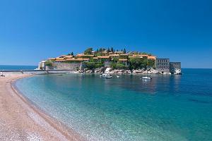 Czarnog�ra pla�e