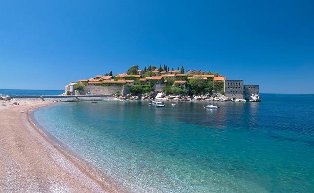 Czarnogóra plaże