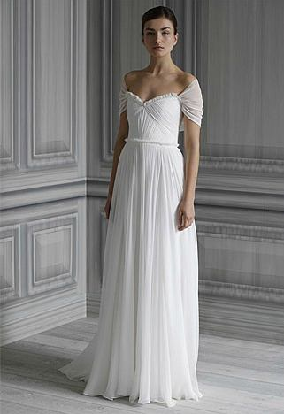 a7bc63b129 15 najpiękniejszych sukni ślubnych z kolekcji 2011