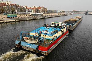 Miliardy na Odr� zmieni� przebieg granicy z Niemcami