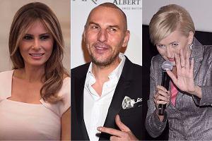 Melania Trump, Krzysztof Gojdź, Agata Duda