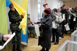 Rozpocz�y si� wybory parlamentarne na Ukrainie