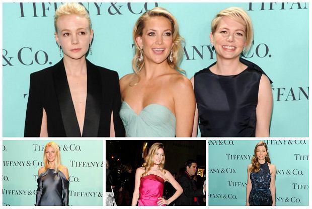 Eleganckie gwiazdy Hollywood i stylowe modelki na wielkim Blue Book Ball. Kto wygl�da� najpi�kniej? [SONDA�]