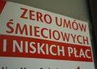 GUS policzył liczbę pracujących na umowach cywilnoprawnych i samozatrudnionych
