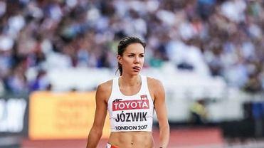 Oczywiście Joanna Jóźwik zostaje przy bieganiu