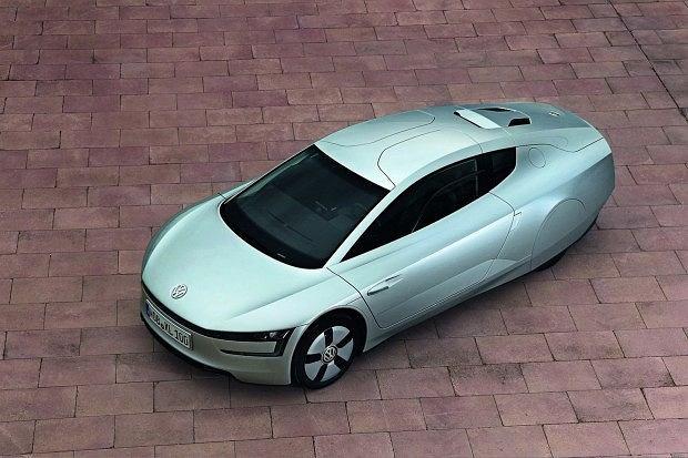 VW XL1 | Oszcz�dna rozrzutno��