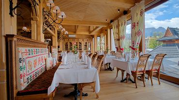 Restauracja i cukiernia Góralska Tradycja