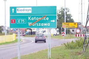 Wielkie objazdy w Cz�stochowie. Zaczn� obowi�zywa� w nocy z czwartku na pi�tek [MAPKI]