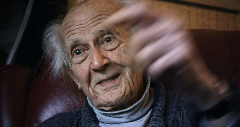 Zygmunt Bauman (fot. materiały prasowe / Millennium Docs Against Gravity)
