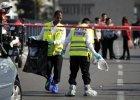 Palesty�czyk rzuci� si� z no�em na troje Izraelczyk�w. Zgin�a kobieta