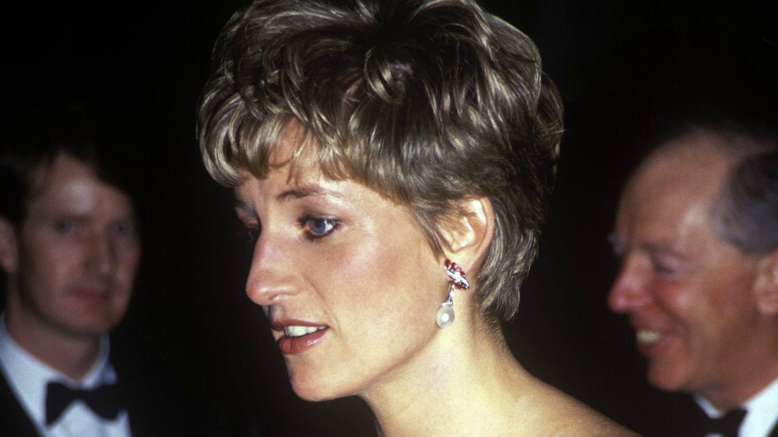 Księżna Diana Nie Została Pochowana W Althorp Park Jej