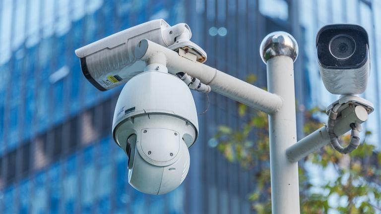 Monitoring w chińskim mieście