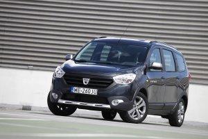 Dacia Lodgy 1.5 dCi Stepway | Test | Du�o i tanio