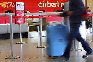 Linia lotnicza Air Berlin rozpoczyna procedurę upadłościową