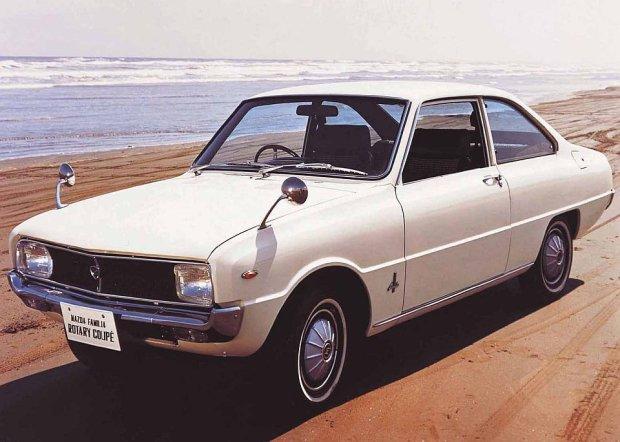 Mazda R100 Familia Rotary Coupe