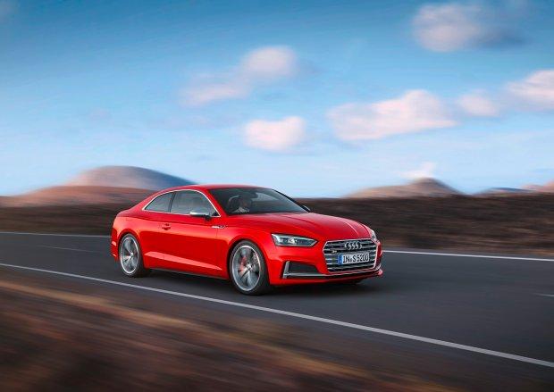 Nowe Audi A5 Dążenie Do Perfekcji