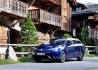 Toyota Avensis FL | Pierwsza jazda | Trzecia twarz