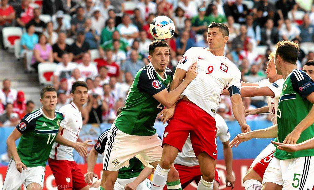 Zdjęcie numer 1 w galerii - Euro 2016. Polska - Irlandia Płn. Lewandowski: To nawet nie był pierwszy krok